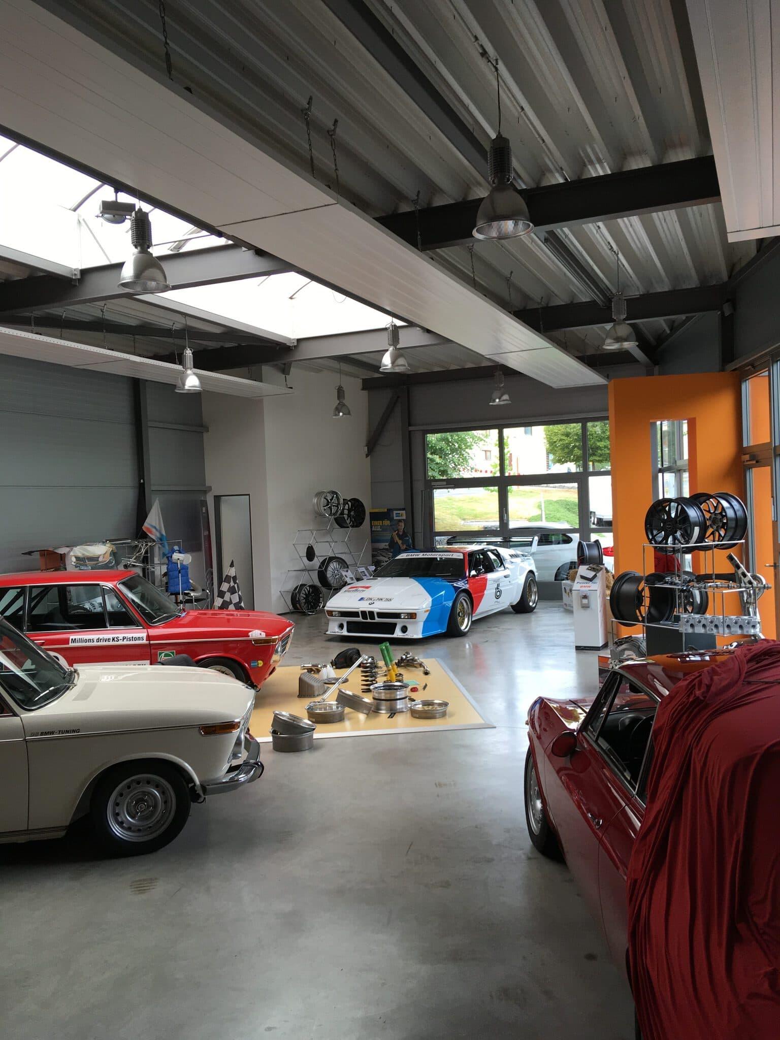 Klassiker Ds Motorsport Bmw Tuning